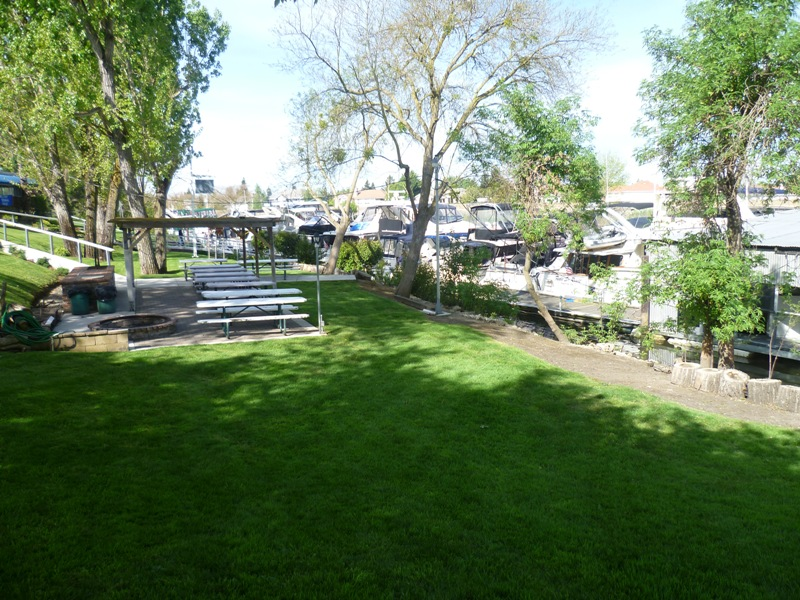 Picnic Area and Grounds