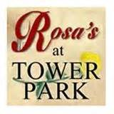 Rosa's at Tower Park | Live Music with AGENT